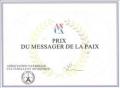 Prix Messager de la paix