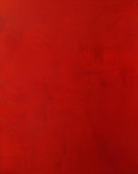 Abstraction rouge 1