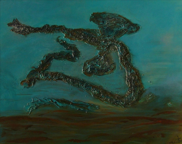 L envol du dragon bleu