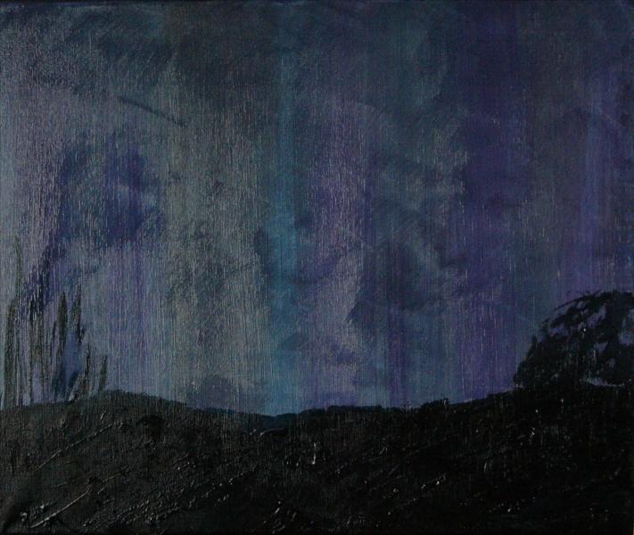 Reflets de nuit