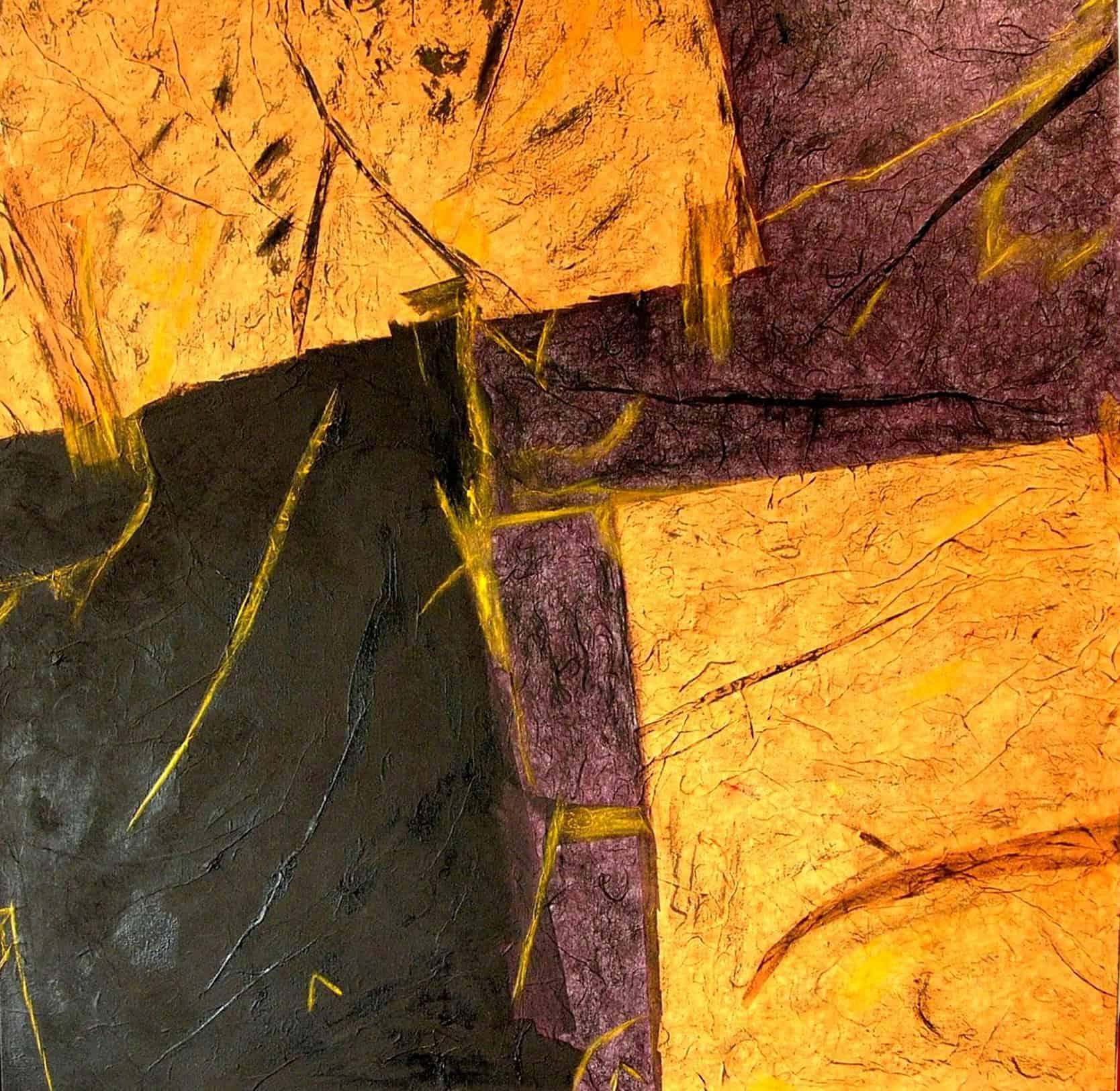 Artiste Peintre Liliane Cazeneuve à Longjumeau – Lilith Peinture